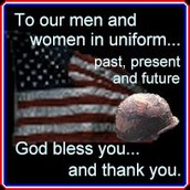 Veteran's Day -November 11, 2014