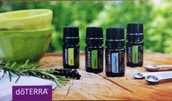 pure theraptic-grade essential oils