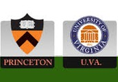 Harvard, Yale, Princeton and Virginia are coming to Michigan.