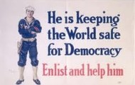 Convincing congress to declare war..