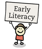 Join the Gladiator Early Literacy Group...