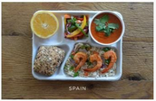 Spain's School Lunches