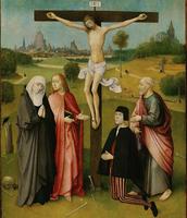Crucifixion (1480-1485)