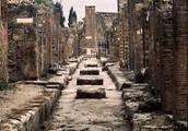 Pompeii after eruption