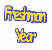Farewell Freshman!