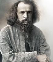 1834 - 1907