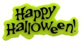 Halloween is on it's way!