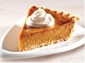 MARKET DAY NEWS - November is Bonus Pie Month!