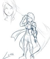 Luna - Concept
