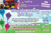 FREE Lowcountry Kids Expo on April 10th