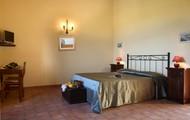 B&b in Sicilia: una delle camere della masseria Villa Rica