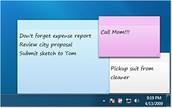 Tech Tip: Sticky Notes