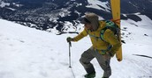 Preparation for climbing Everest