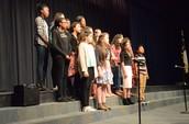 6th Grade Rams Singers