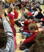 Great US Constitution Assembly from the PTA!