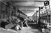 Women in textile mill