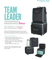 Team Leader Advancement Bonus
