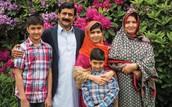 Malala's Family
