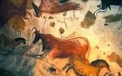 large animal paintings