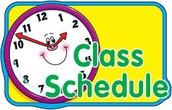 GAVS Course Syllabus/Schedule