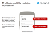 4.  Enroll in Remind