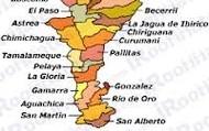 Map of Aguachica