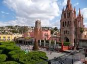 Jardin Principal de San Miguel de Allende