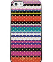 Iphone 5 case - crazy stripe