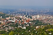 The Four Major Cities Of Colombia Are
