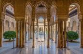 Los Arcos de la Alhambra