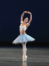 You create your destiny, hard work, dedication, sacrifice, and taking risks create amazing opportunities. The opportunities you take in life can lead you to how you want your life to be. I think ballerinas have lots of opportunities and choices. They have many struggles, but those struggles led them to their successes. Thats what make them so great.