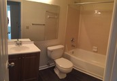 RENOVATED BATHROOMS!