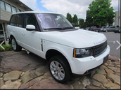 Range Rover Website