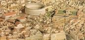 Planificacion de la ciudad Romana