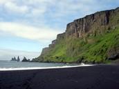 Vik Beach Cliff