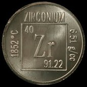 Information on Zirconium