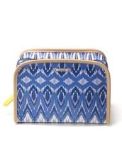 Beautyf Bag Indigo Ikat $18