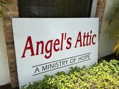 Transformed Group Service Project:  Consider Angel's Attic