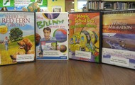 New teacher DVDs