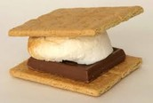 A different kind of s'more!