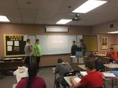 Diplomacy presentations