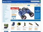 Enjoy Big Lower price With West Marine Coupon Code