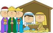 Our Christmas Recipe - Nativity Service