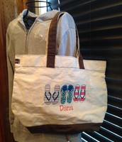 Lil' Expressions Tote