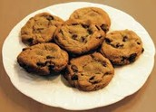 Chocolate Deluxe Cookies