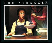 The Stranger or ANY Book by Chris Van Allsburg