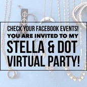 MONDAY NIGHT FACEBOOK MEET STELL & DOT + JUMPSTART Q&A