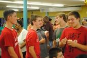 Freshman Boys