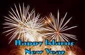 Isalamic New Year