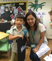 Happy birthday Miss May Leng
